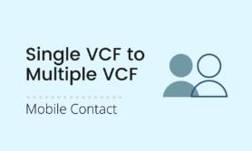 Read more about the article Single VCF to Multiple VCF Contact Extractor