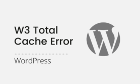 [Solved] W3 Total Cache Error: FTP credentials don't allow to write to file .htaccess