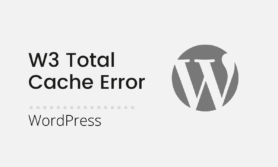 Read more about the article [Solved] W3 Total Cache Error: FTP credentials don't allow to write to file .htaccess