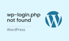 [Solved] The requested URL /wp-login.php was not found on this server