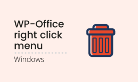 "3 Proven Ways to Remove ""Upload to WPS Office Cloud"" from Right Click Context Menu"