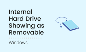 """Internal Hard drive showing in """"Safely remove Hardware"""""""