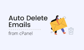 How to auto-delete emails from cPanel using a cron job