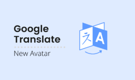 Google Translate Now in New Avatar